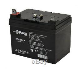 Raion 2 Pièces Puissance 12 Volts 35 Ampères-heure Batterie Électrique Fauteuil Roulant Scooter U1
