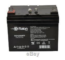 Raion Puissance Rg12350fp U1 Batteries Fauteuil Roulant Électrique Scooter Paire 2 Nouveau