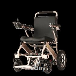 Repliez Et Voyage En Fauteuil Roulant Électrique Mobilité Power Medical Fauteuil Roulant Scooter