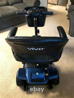 Scooter De Mobilité Électrique À 4 Roues Vive (supplément De Fauteuil Roulant)