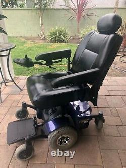 Scooter De Mobilité, Pronto M4, Bleu, Excellent État! Juste Réduit De 350 $