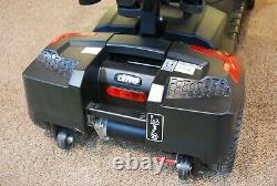 Scooter Électrique 4 Roues Scout Drive Fauteuil Roulant Avec Nouvelles Piles 300lb Casquette