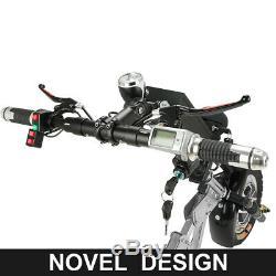Scooter Électrique Connectable Handbike Fauteuil Roulant Vélo À Main 48v / 10ah 350w