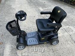 Scooter Électrique Golden Buzzaround Extreme Medical Scooter