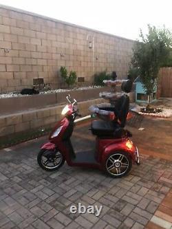 Scooter Électrique Pour Personnes Handicapées