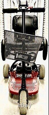 Shoprider Echo 3 Fauteuil Roulant Électrique Léger Pliage Mobilité Scooter Sl73