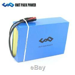 U. P. P 72v 30ah Batterie Lithium Ion Électrique Fauteuil Roulant Scooter Ebike Accu
