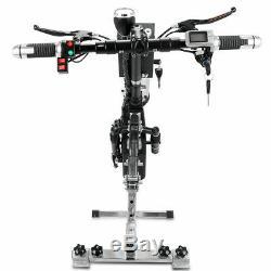 USA 48v / 10ah 350w Connectable Électrique Fauteuil Roulant Scooter Vélo À Main