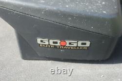 Véritable Boîte À Batterie D'usine Pride D'assemblage Gogo Elite Traveller Scooter Électrique