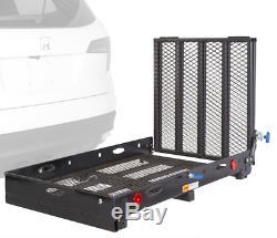 XL Rampe De Chargement Fauteuil Roulant Attelage Remorque Électrique Carriermobility De Sc500