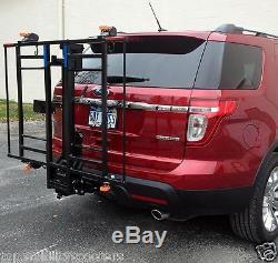 Xl4 Heavy Duty Extra Large Mobility Scooter Électrique Ascenseur Carrier En Fauteuil Roulant